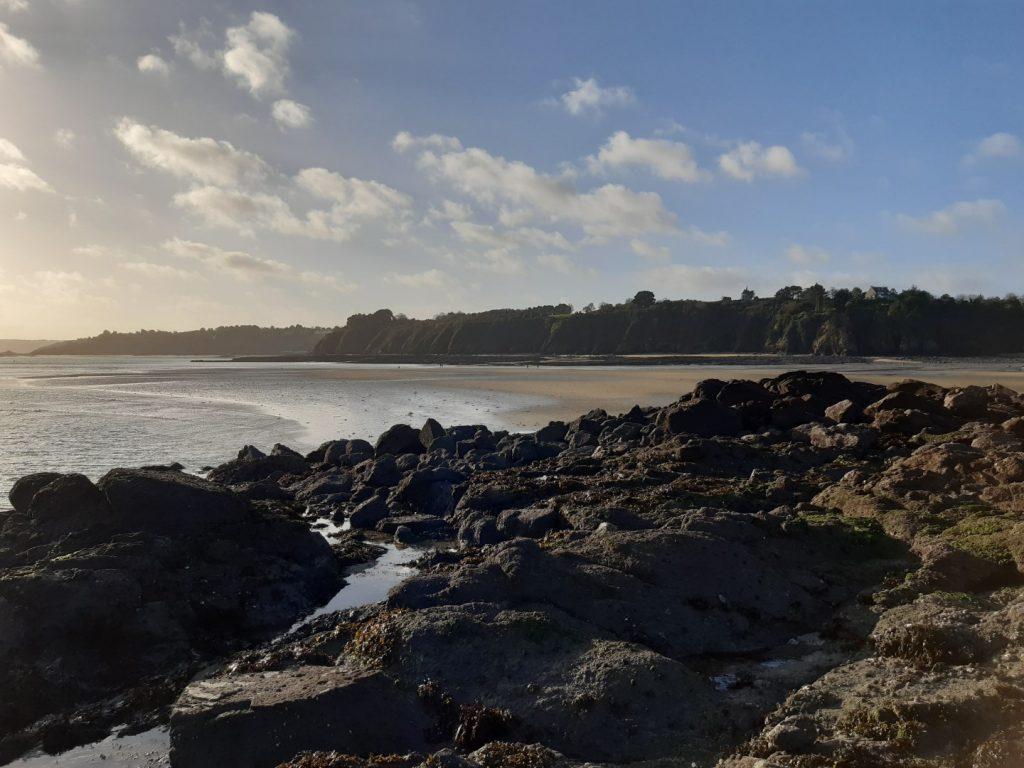 Étables-sur-Mer Plage du Moulin Côte du Goëlo