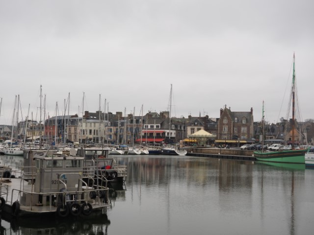 Haven in Paimpol in Bretagne