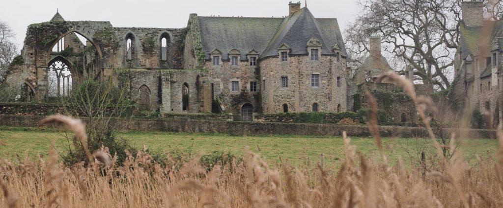 Abbaye de Beauport Côte du Goëlo Bretagne