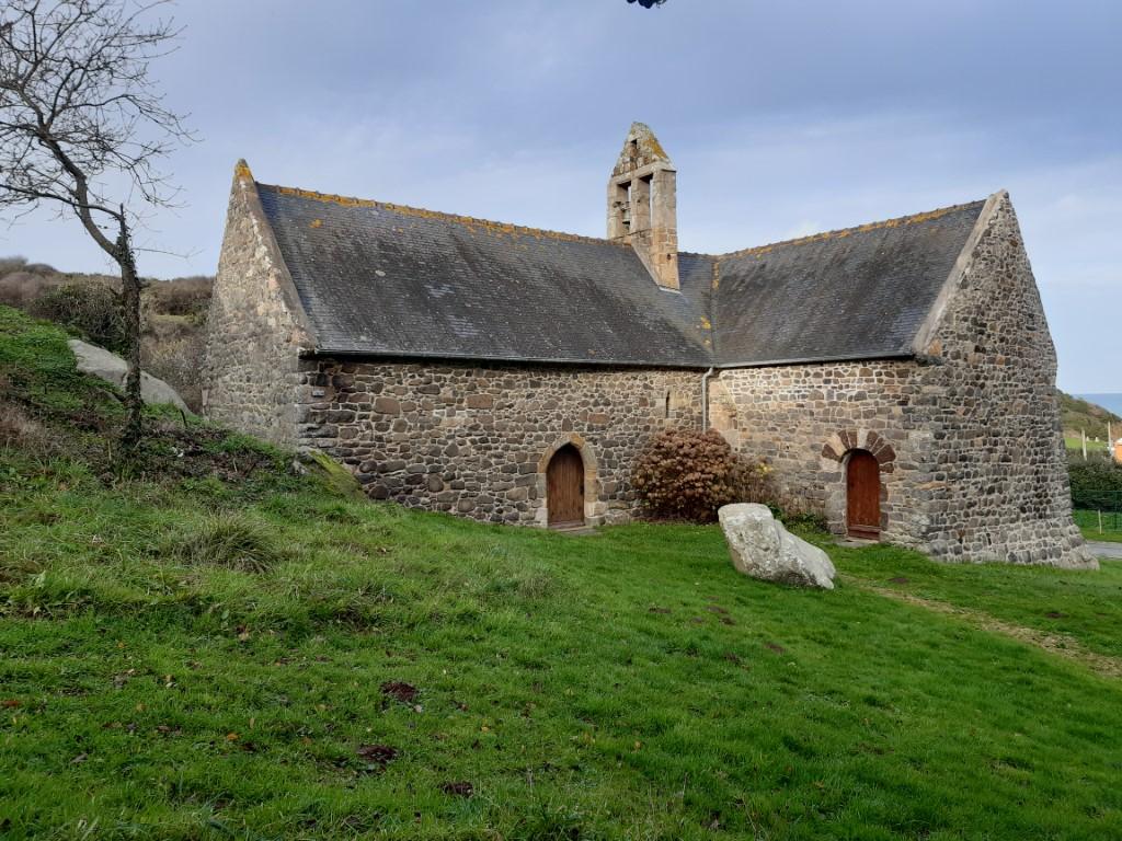Chapelle Saint-Marc Saint-Quay-Portrieux Côte du Goëlo Bretagne