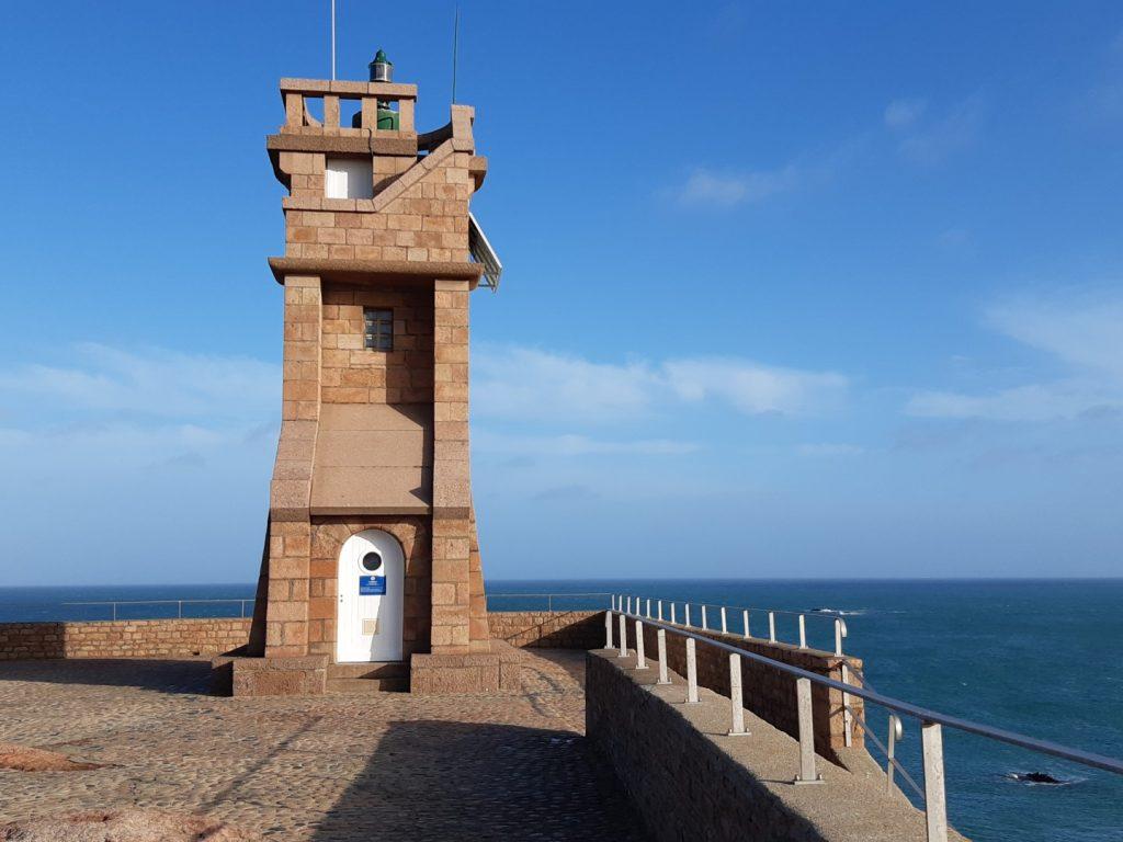 Île de Bréhat Bretagne Phare du Phaon