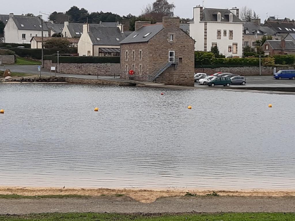 Moulin à marée de Poulafret Côte du Goëlo Bretagne