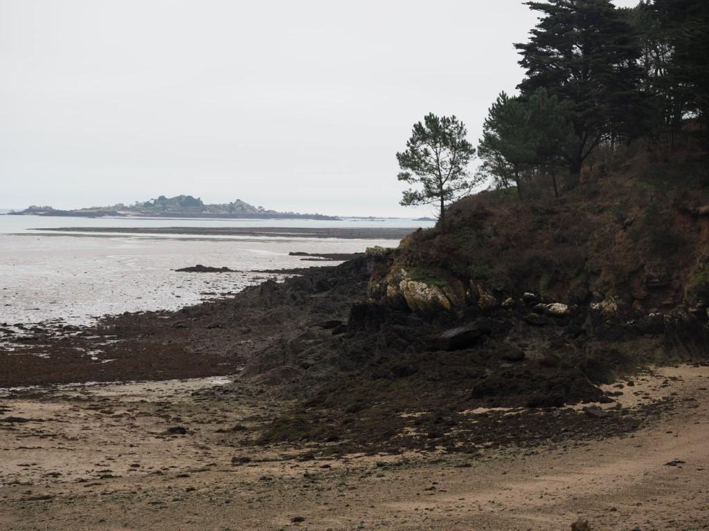 Paimpol Côte du Goëlo Bretagne Pointe de Guilben