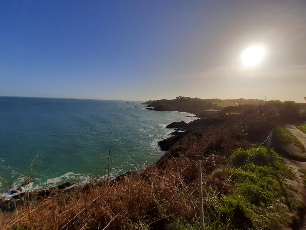 Pointe du Bec de Vir Côte du Goëlo Bretagne