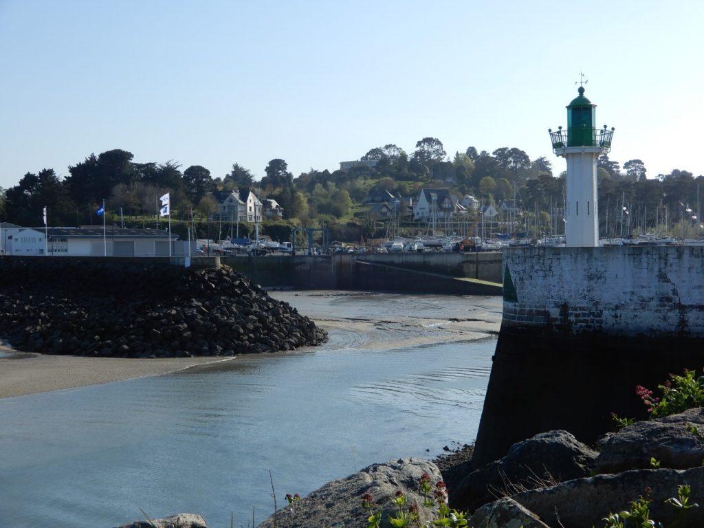 Saint-Quay-Portrieux haven Côte du Goëlo Bretagne