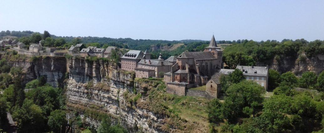 Bozouls Aveyron Trou de Bozouls