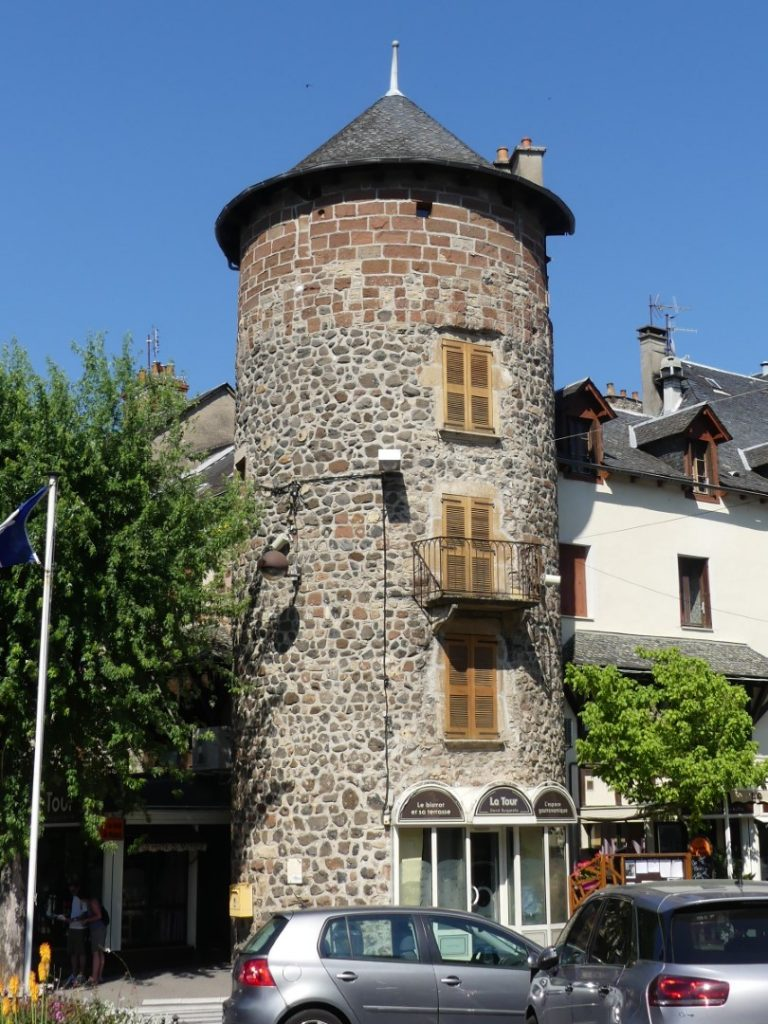 Espalion Aveyron Tour Michou