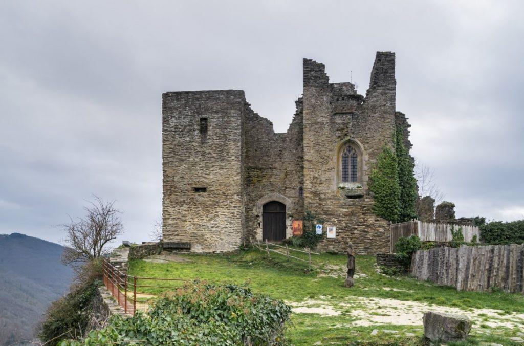Château de Valon Truyère