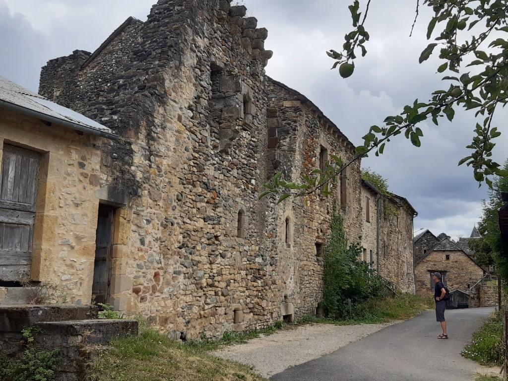 Flaujac Aveyron fort 2