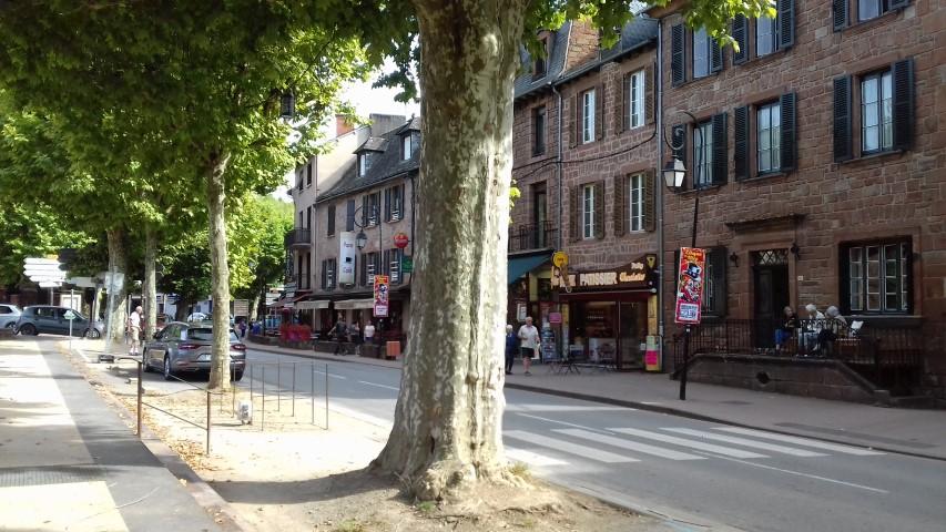 Marcillac Aveyron Tour de Ville
