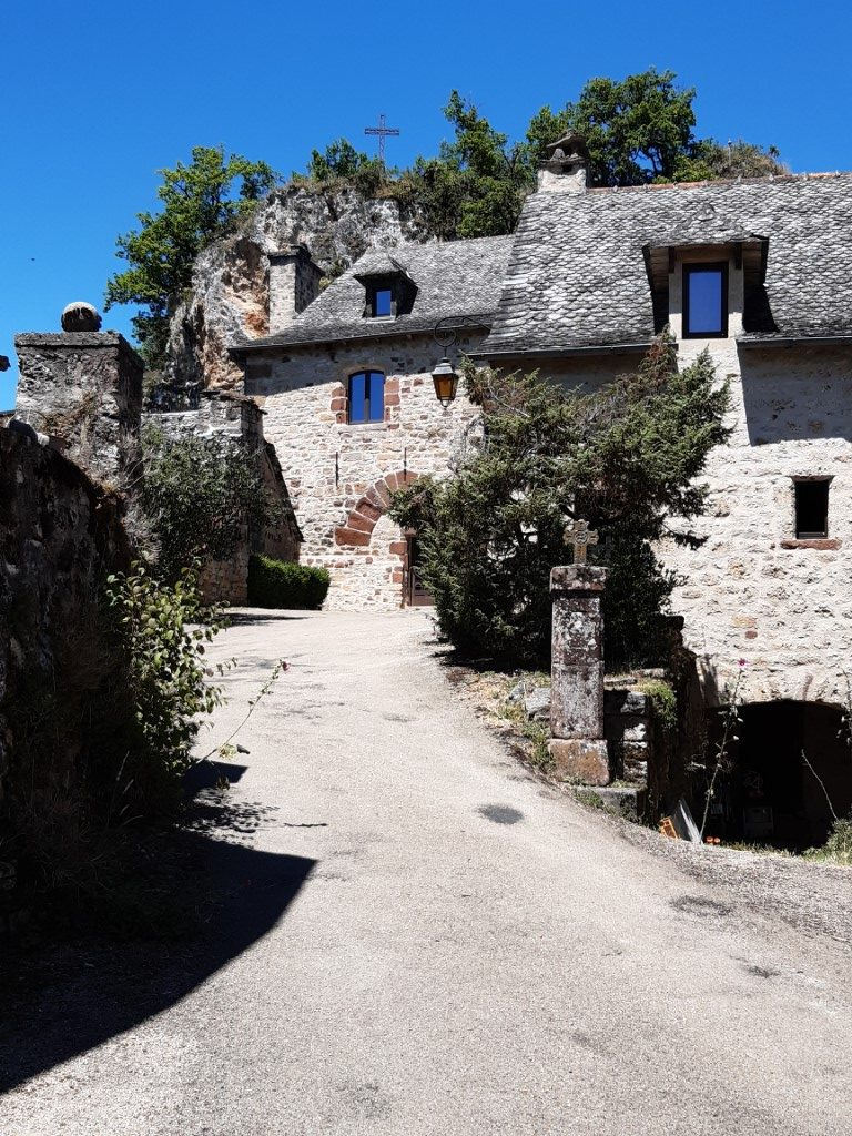 Rodelle Aveyron straatje