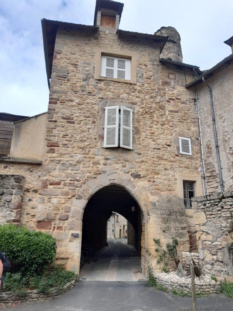 Saint-Côme-d'Olt Aveyron Maison Pons de Calus