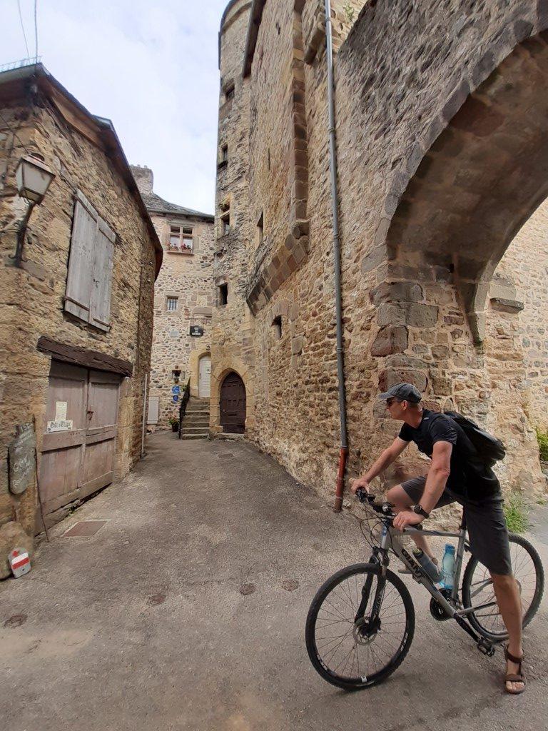 Saint-Côme-d'Olt Aveyron Maison en Tour du Greffe