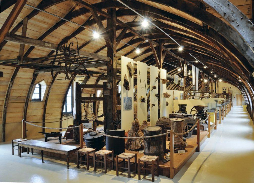 Salles-la-Source Aveyron Musée des Arts et Métiers Traditionnels