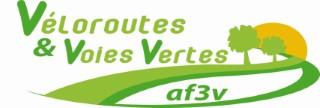 Véloroutes&Voies Vertes logo