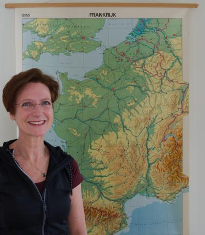 Karin Kamphof van Frankrijk Actief